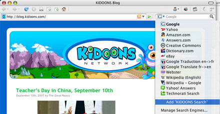 Search on KIDOONS Blog
