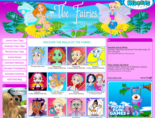TheFairies.ca